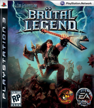 Pre-Order Brutal Legend on PlayStation 3