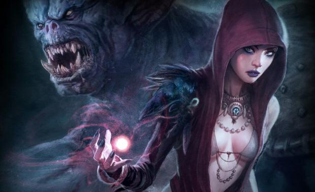 Dragon Age Origins wallpaper