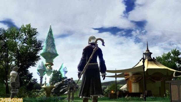Final Fantasy XIV gameplay screenshot