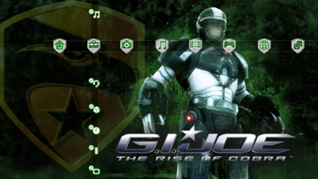 G.I. Joe: The Rise of Cobra wallpaper (PS3 game)