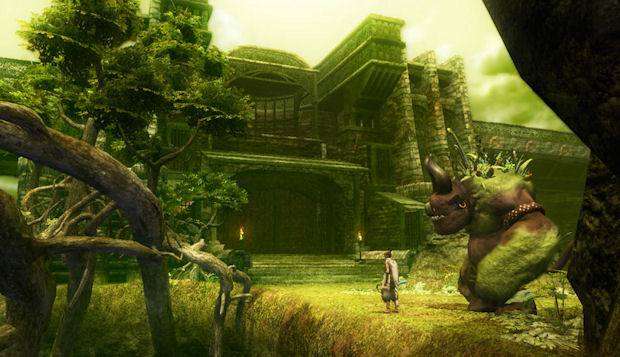 Majin: the Fallen Realm screenshot