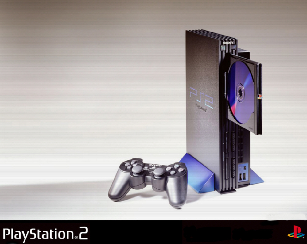 Playstation 2 Wallpaper Ps2