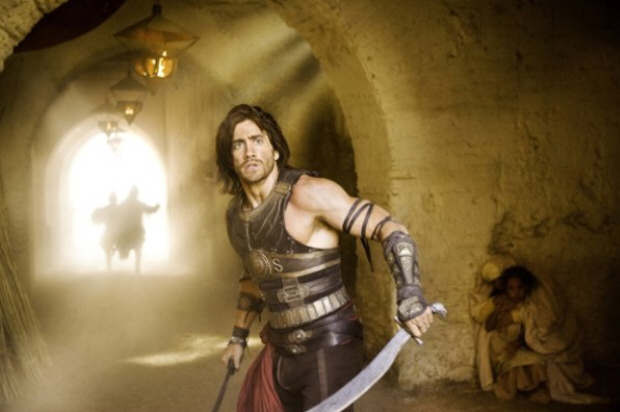 Prince of Persia: The Sands of Time movie screenshot. Jake Gyllenhaal as Prince Dastan