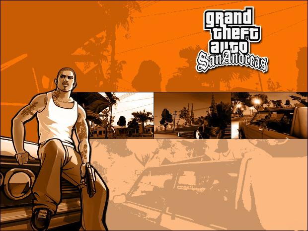 San Andreas wallpaper (GTA: Grand Theft Auto)