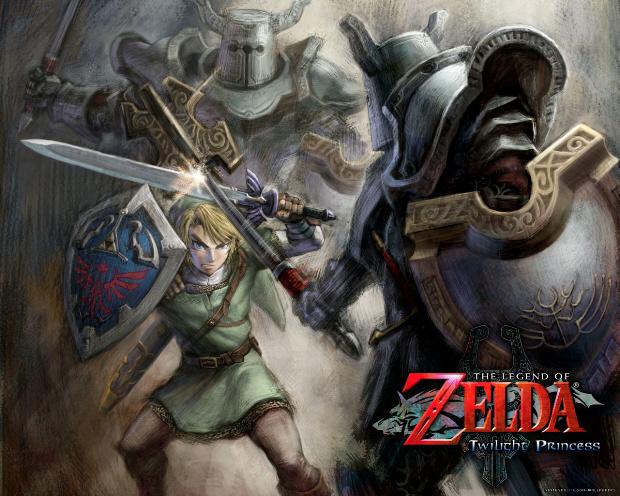 Zelda: Twilight Princess wallpaper