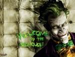 Batman: Arkham Asylum Joker wallpaper