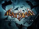 Batman: Arkham Asylum logo wallpaper