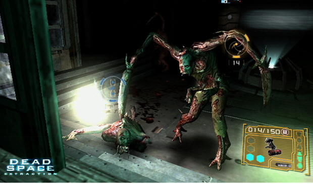 <b>Dead Space</b> Extraction <b>cheats</b> and walkthrough videos (Wii)
