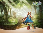 Dorothy and Toto Wallpaper - Wizard of Oz: Beyond the Yellow Brick Road