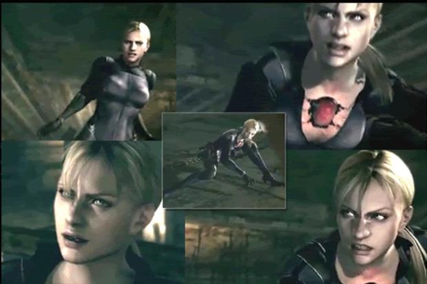 Jill Valentine Resident Evil 5 Screenshots