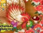 Katamari Forever Chicken Wallpaper