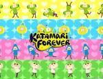 Katamari Forever Cousins Dance Wallpaper