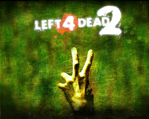Left4Dead 2 Wallpaper Logo