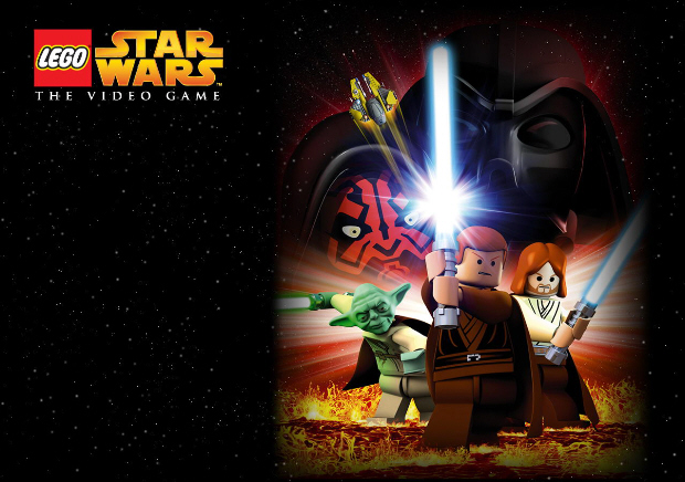 Lego Star Wars wallpaper (videogame)