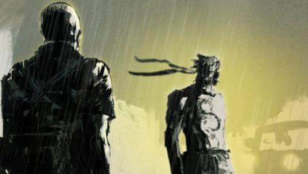 Metal Gear Solid Artwork: Metal Gear Solid Peacewalker Characters List