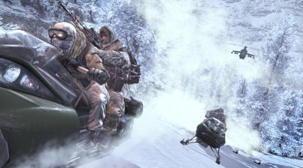 Call of Duty Modern Warfare 2 wallpaper