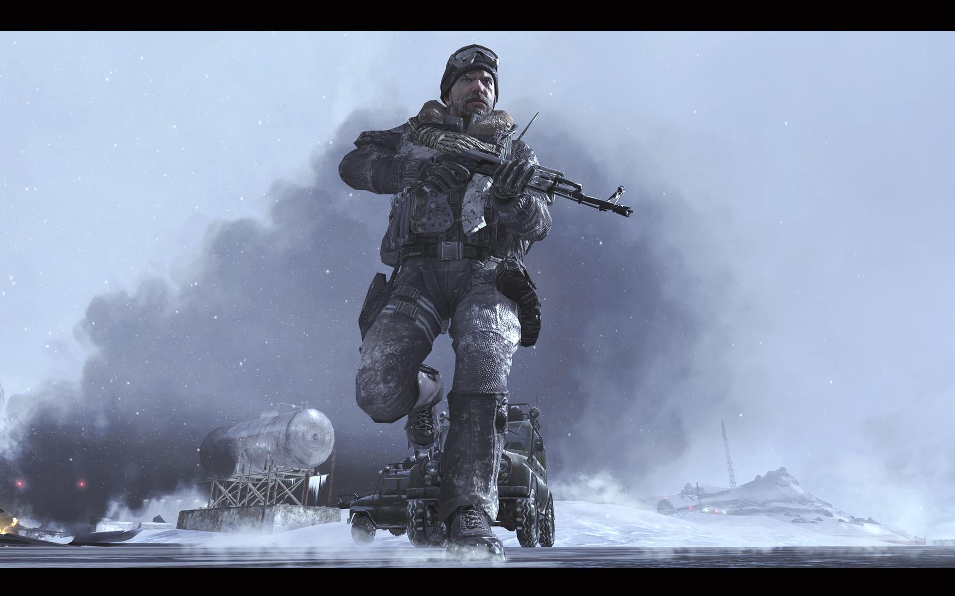 Call of duty modern warfare 2 wallpaper - Call of duty warfare wallpaper ...
