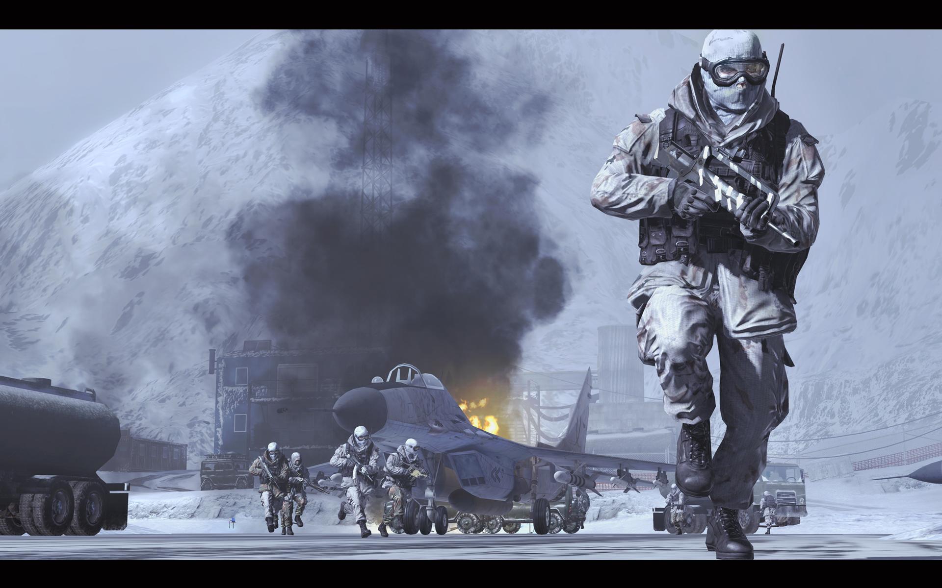 Call of Duty Modern Warfare 2 Wallpapers ·① WallpaperTag