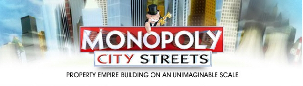 Monopoly: City Streets mass-online game