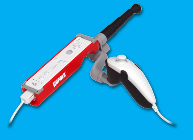 Rapala: We Fish Wii Rod Controller