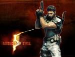 Resident Evil 5 Chris Character Wallpaper