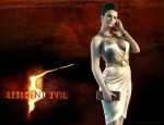 Resident Evil 5 Excella Character Wallpaper