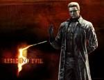 Resident Evil 5 Wesker Character Wallpaper