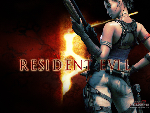 Resident Evil 5 Sheva wallpaper
