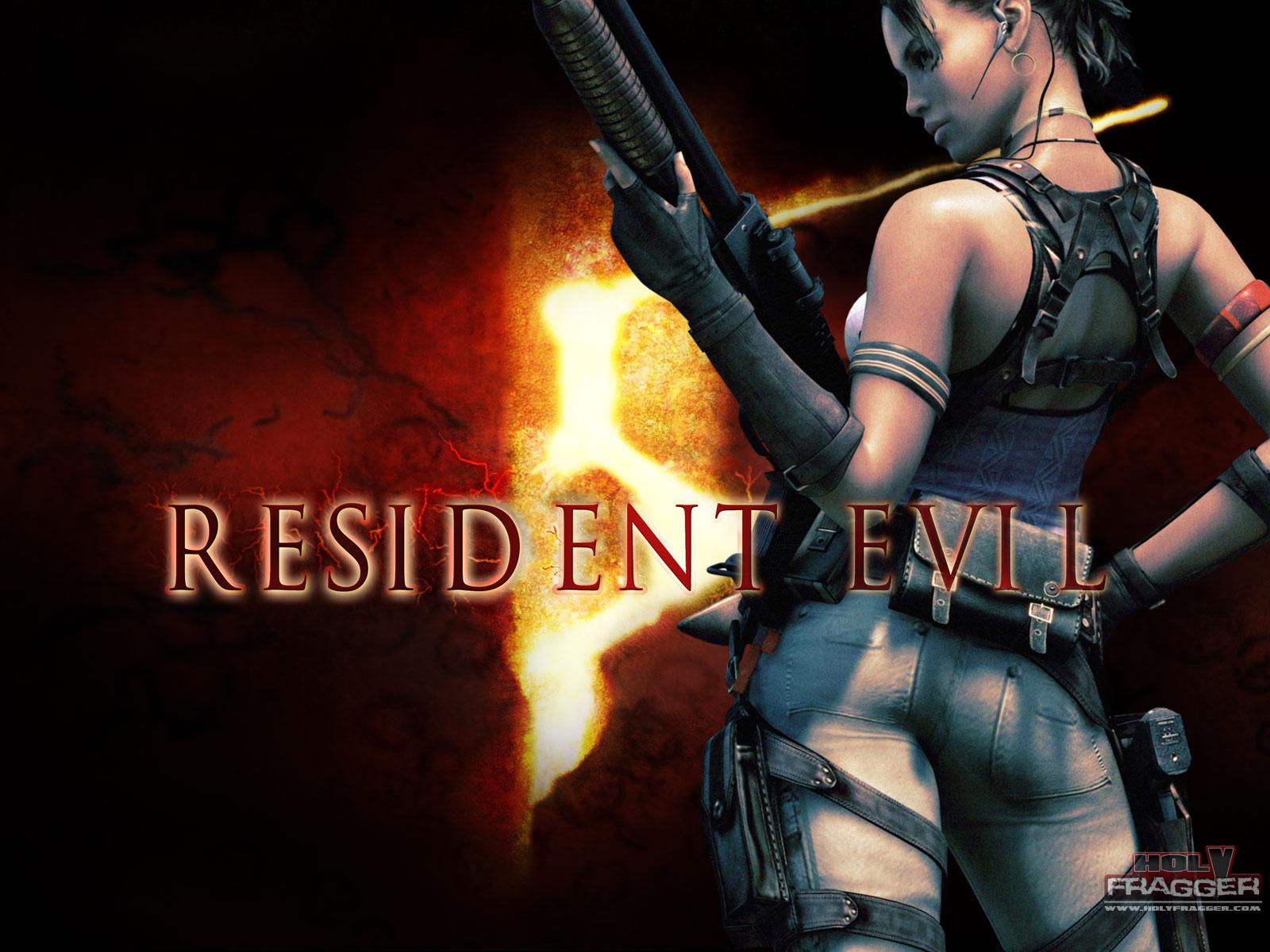 Resident evil 5 wallpaper - Wallpaper resident evil 5 ...