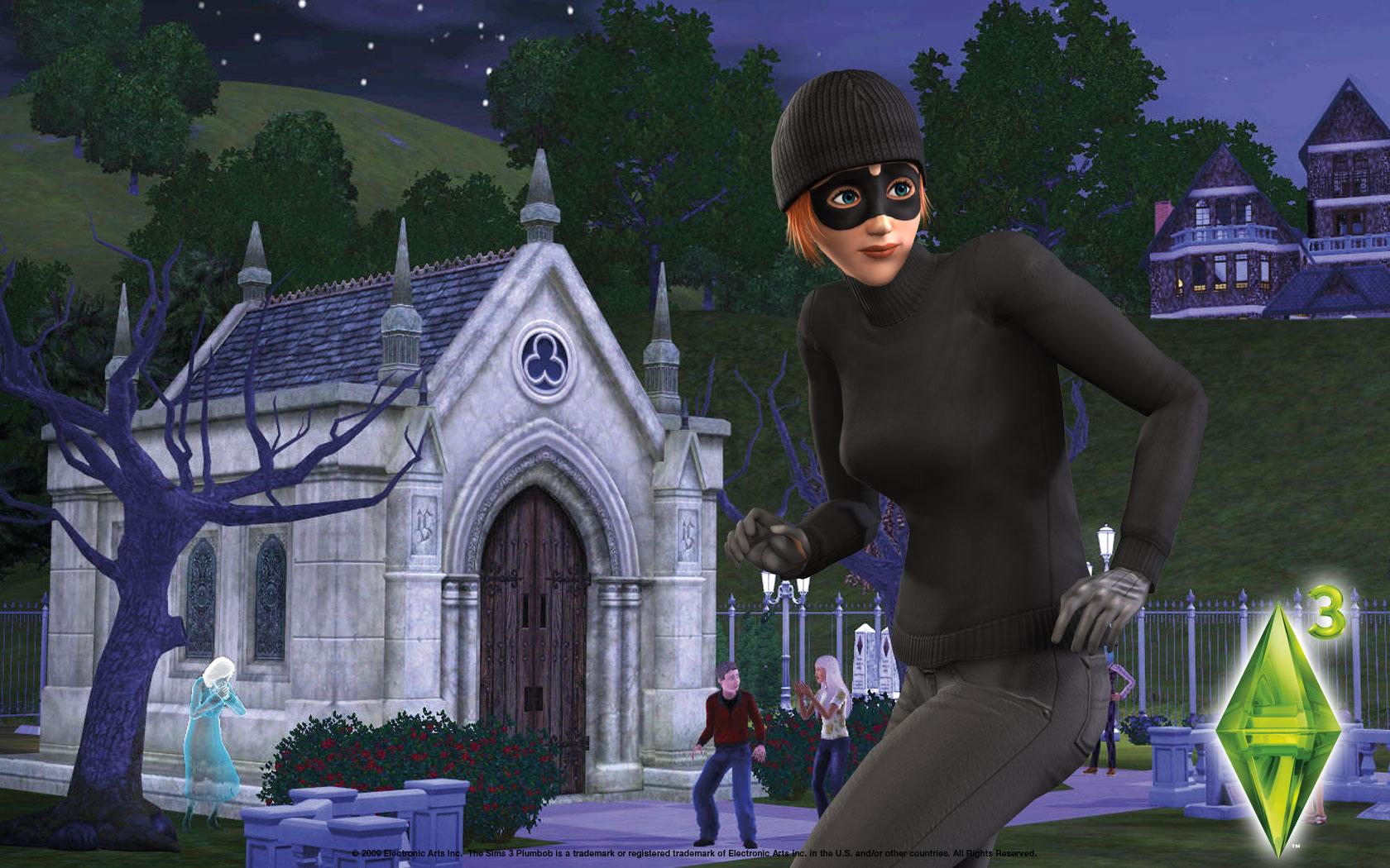 Sims 3 Wallpaper 4 16801050