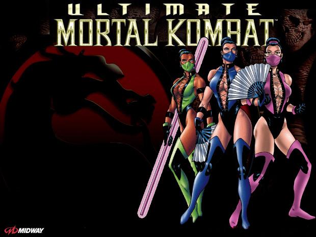 Ultimate Mortal Kombat 3 wallpaper