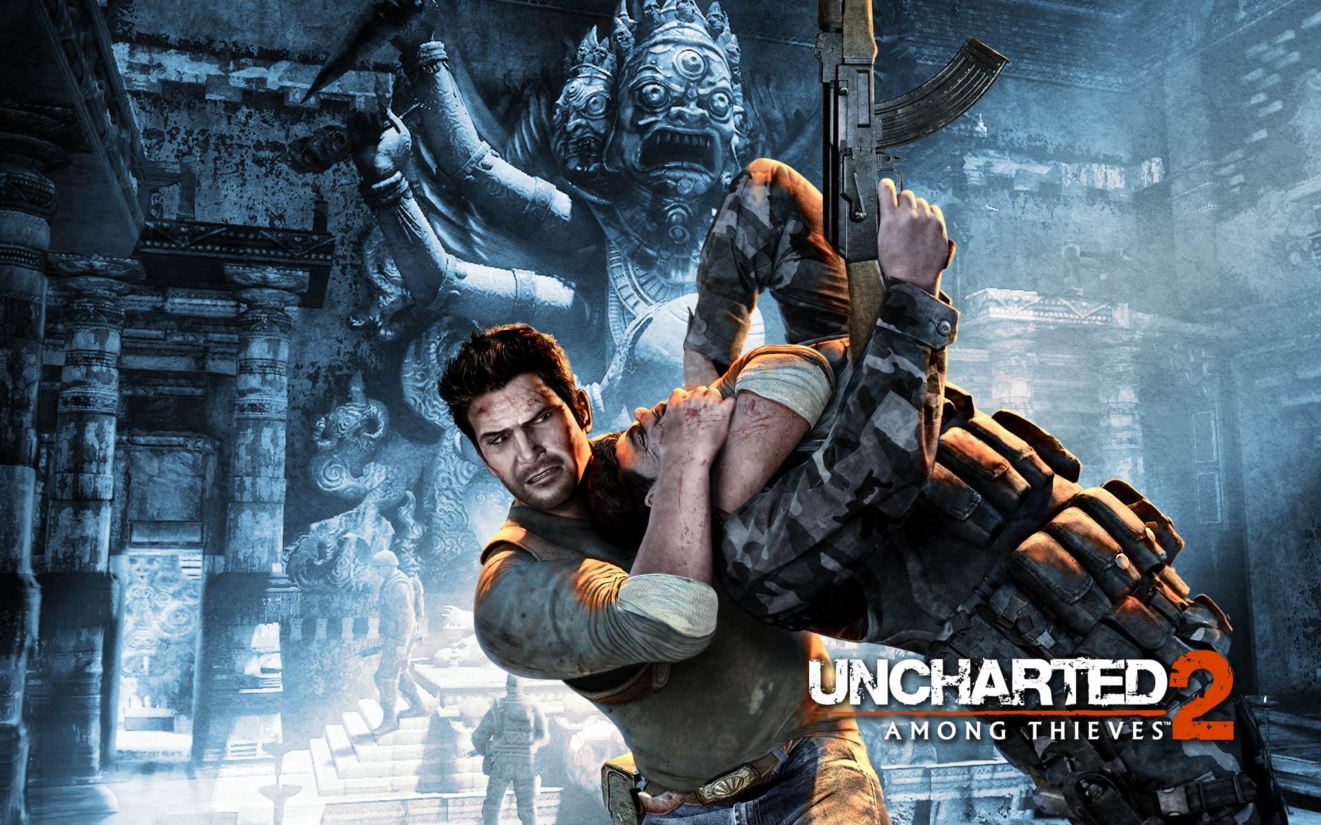 Uncharted 2 Wallpaper 3