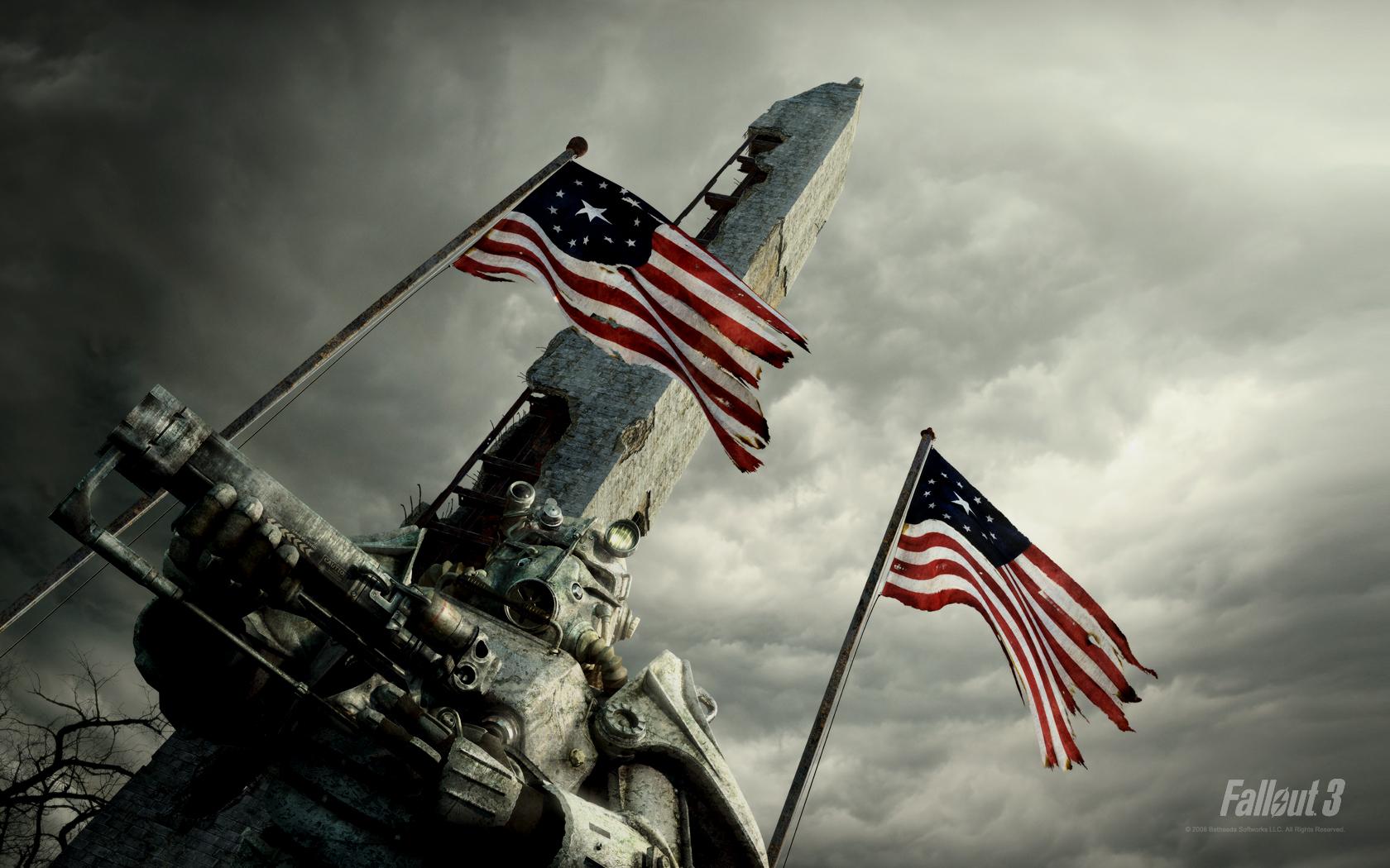 Fallout 3 wallpaper altavistaventures Choice Image