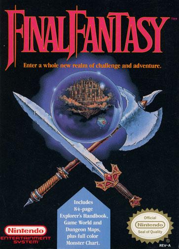 Final Fantasy on NES