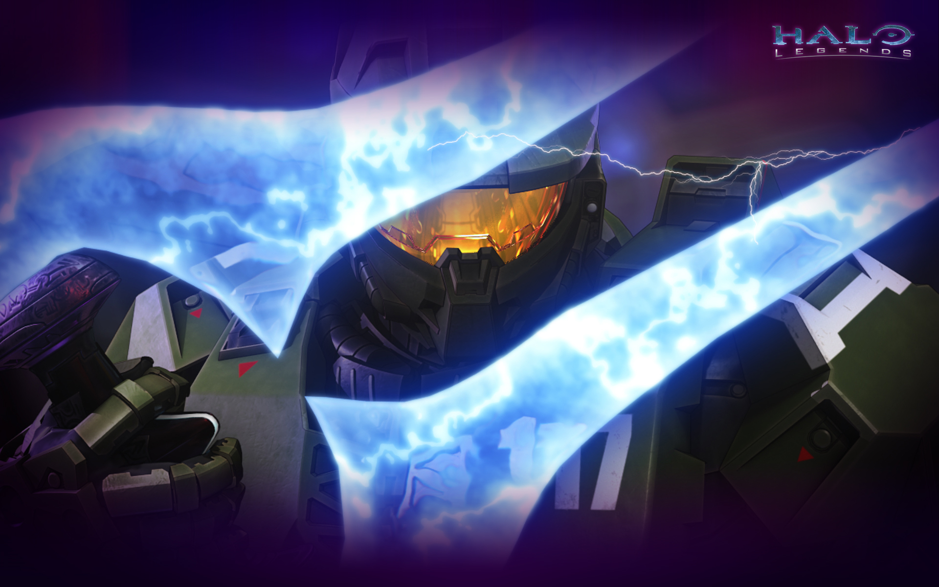 Halo Legends Wallpaper
