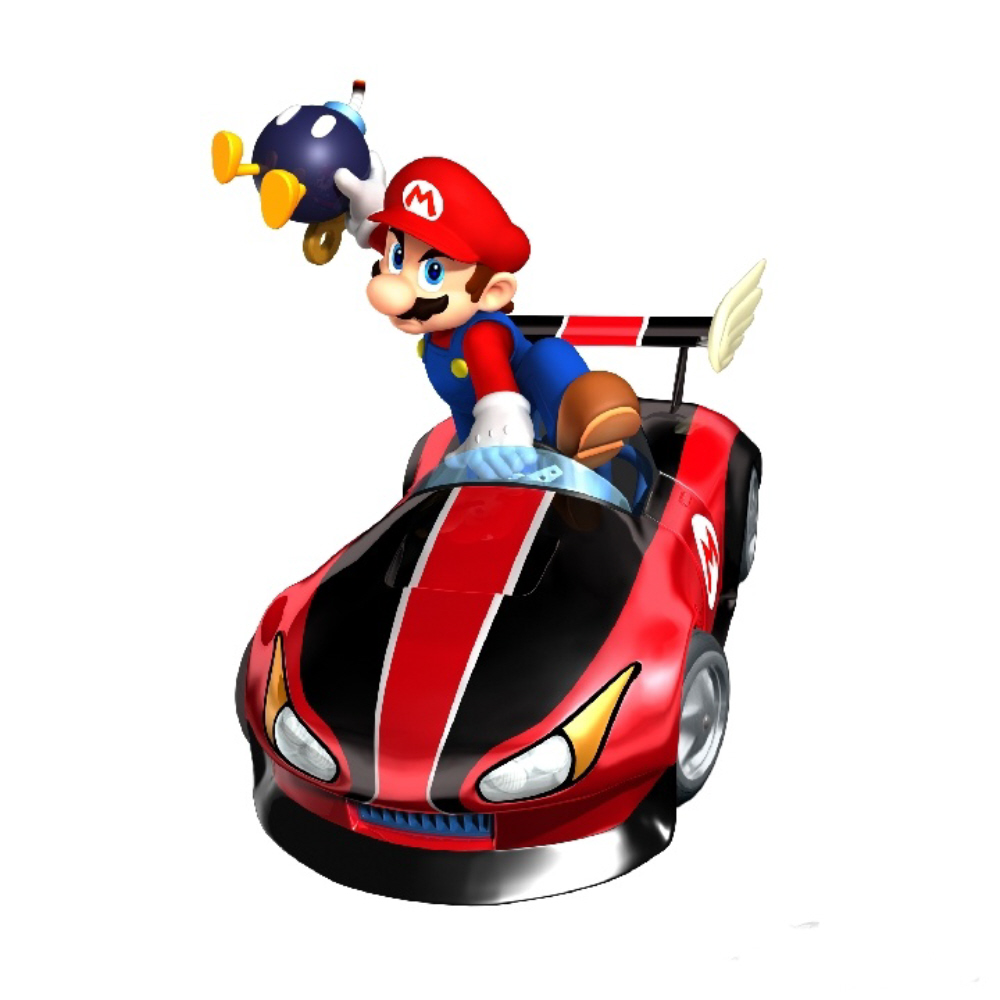 mario kart wii wallpaper. Black Bedroom Furniture Sets. Home Design Ideas