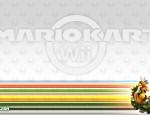 Mario Kart Wii Bowser character wallpaper