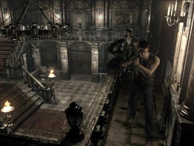 Resident Evil 0 Wii version (Resident Evil Archives: Resident Evil Zero) release date is December 1, 2009