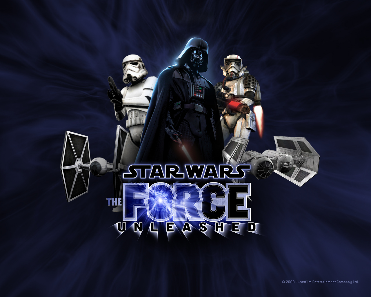 Star Wars The Force Unleashed Wallpaper 4 1280 1024