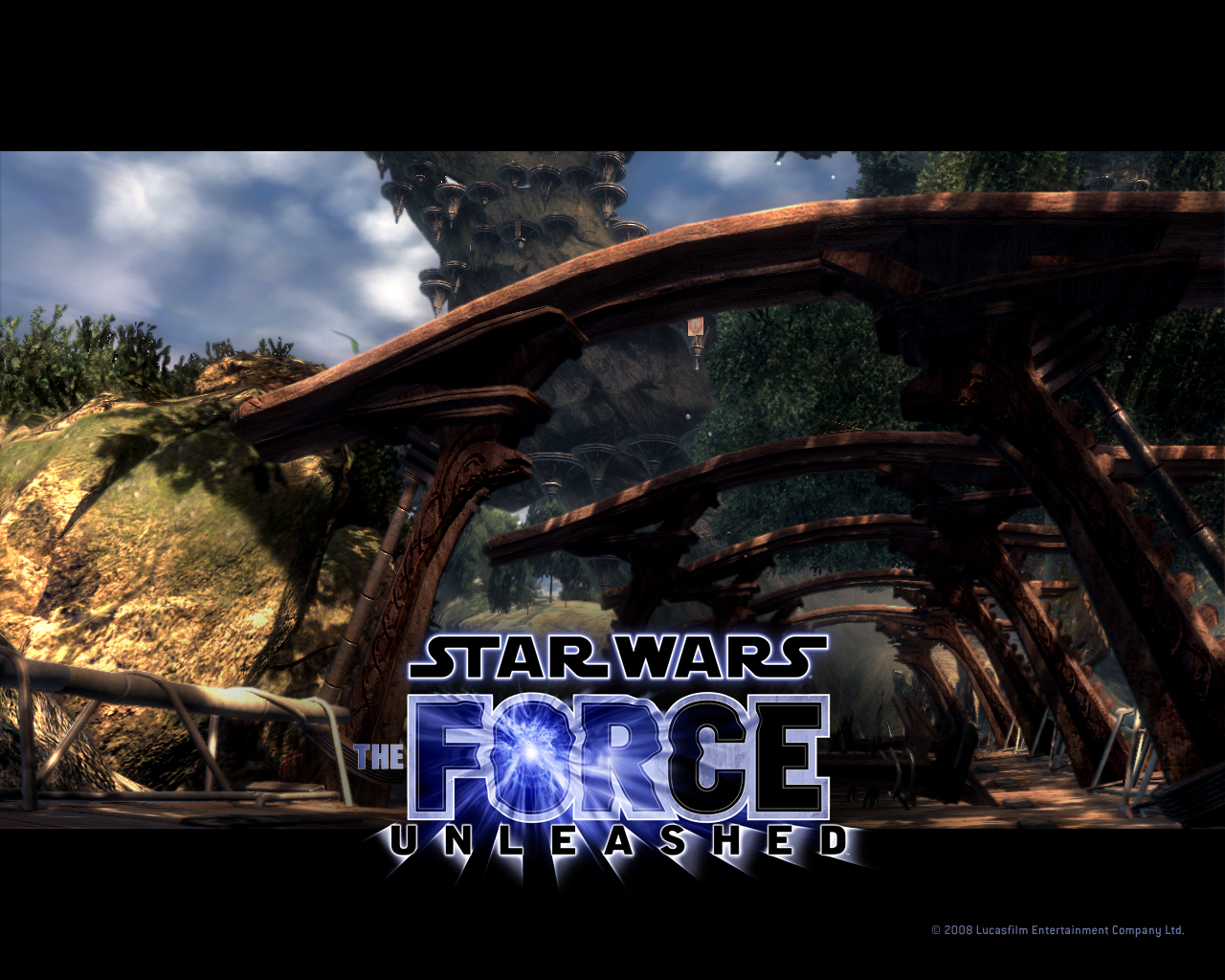 Star Wars The Force Unleashed Wallpaper 6 1280 1024