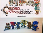 3D Dot Game Heroes Chrono Trigger Load Screen