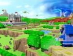 3D Dot Game Heroes Epic Screenshot