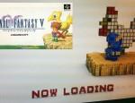 3D Dot Game Heroes Final Fantasy Load Screen