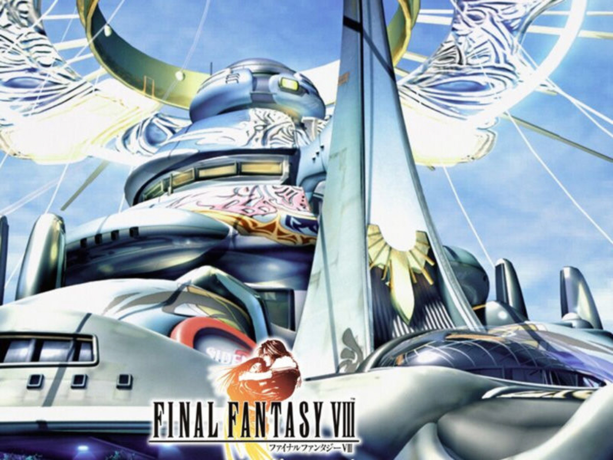 Balamb Garden Final Fantasy Viii Wallpaper