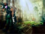 Barret Final Fantasy VII wallpaper
