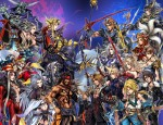 Chaos vs Cosmos wallpaper Dissidia by Psychosquall
