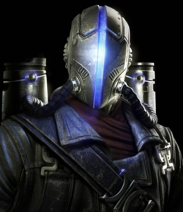 Dark Void Movie May Star Brad Pitt In This Nice Suit Of Armor