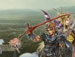 Dissidia FF2 Frionel vs The Emperor FFII wallpaper