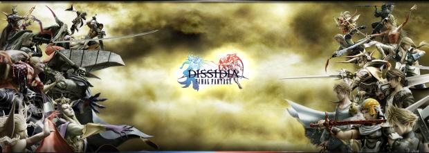 Dissidia Final Fantasy heroes vs villains clash - 1920x1200