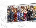 Dissidia Heroes Cast Wallpaper